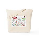 I Love Seattle Tote Bag