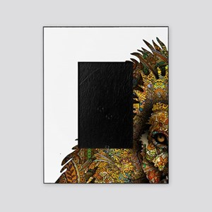Wild Lion Picture Frame