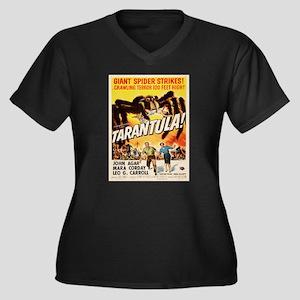Vintage poster - Tarantula Plus Size T-Shirt