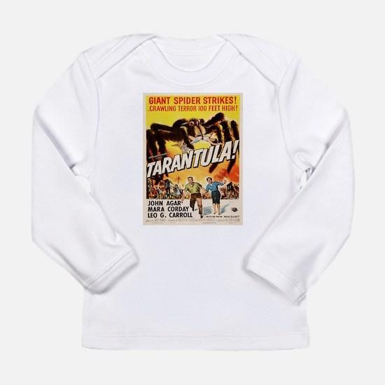 Vintage poster - Tarantula Long Sleeve T-Shirt