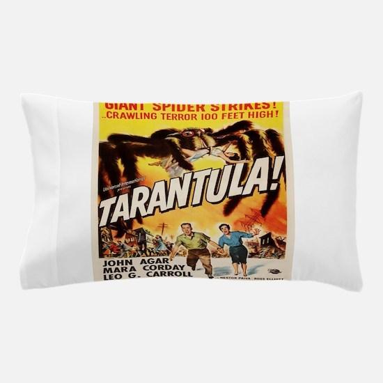 Vintage poster - Tarantula Pillow Case