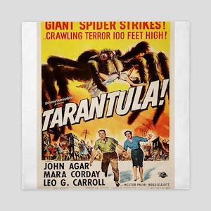 Vintage poster - Tarantula Queen Duvet