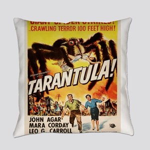 Vintage poster - Tarantula Everyday Pillow