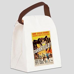 Vintage poster - Tarantula Canvas Lunch Bag