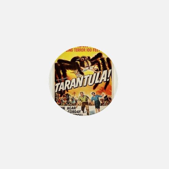 Vintage poster - Tarantula Mini Button