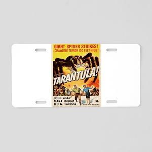 Vintage poster - Tarantula Aluminum License Plate