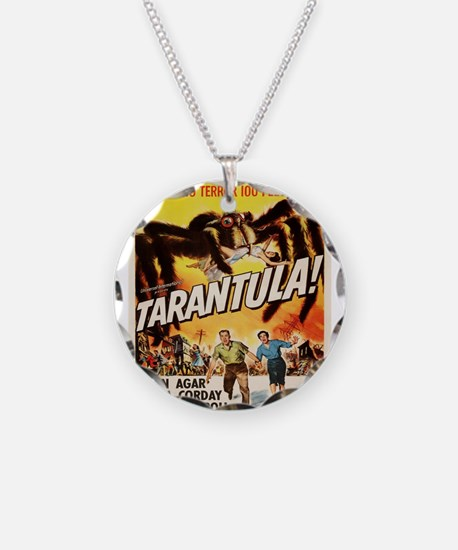 Vintage poster - Tarantula Necklace