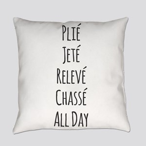 Ballet All Day Everyday Pillow