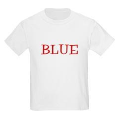 Blue (Red) T-Shirt