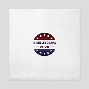 Michelle Obama Queen Duvet