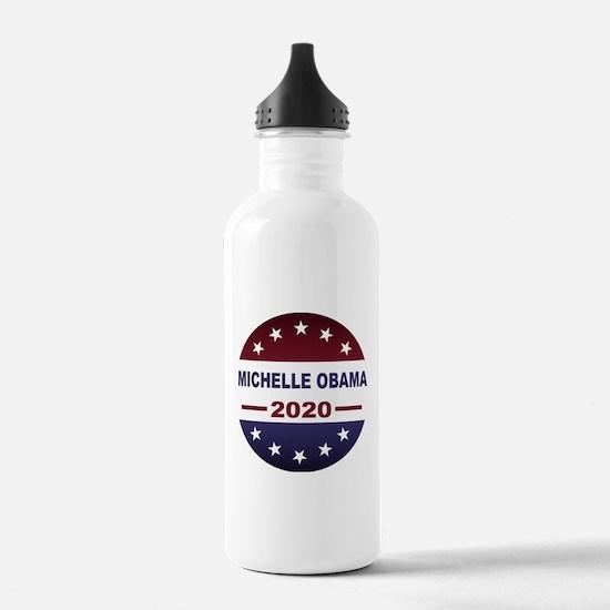 Michelle Obama Water Bottle