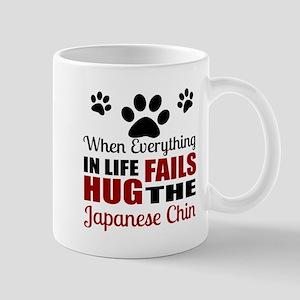 Hug The Japanese chin Mug
