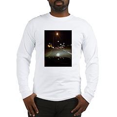 Night Traffic Long Sleeve T-Shirt