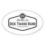 25th Anniversary Sticker, By Dick Twang Band