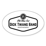 25th Anniversary Sticker, By Dick Twang Band