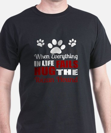 Hug The Ibizan Hound T-Shirt