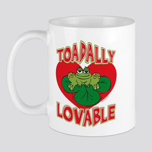 Toadally Lovable Mug