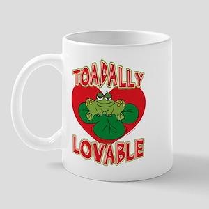 Toadally Lovable Mug