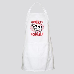 Udderly Lovable BBQ Apron