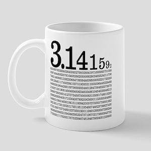 3.1415926 Pi Mug