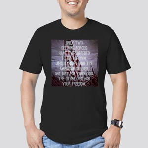 Jesus and the American Soldier T-Shirt