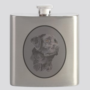 Labrador Retreiver Flask