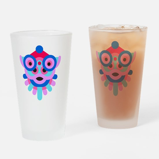 Funny Panda party Drinking Glass