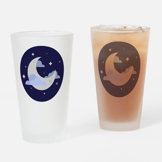 Cute Panda party Drinking Glass