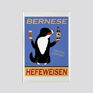 Bernese Hefeweisen Rectangle Magnet
