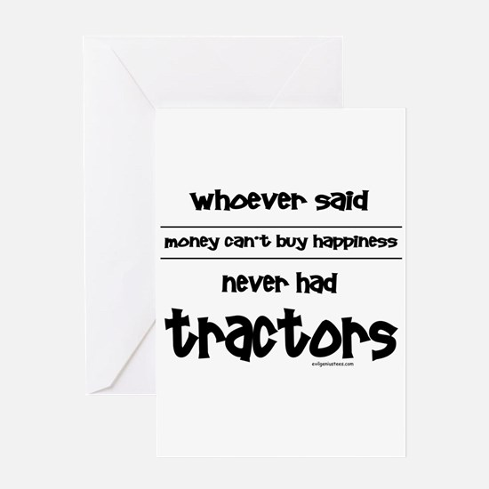 whoeversaidtrac Greeting Cards