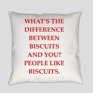 biscuit Everyday Pillow