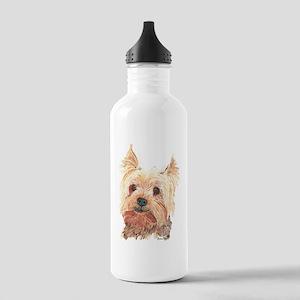 Yorkie Water Bottle