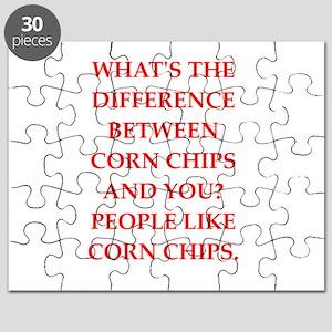 corn chip Puzzle