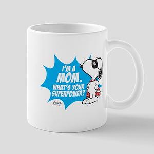 Peanuts Superhero Mug