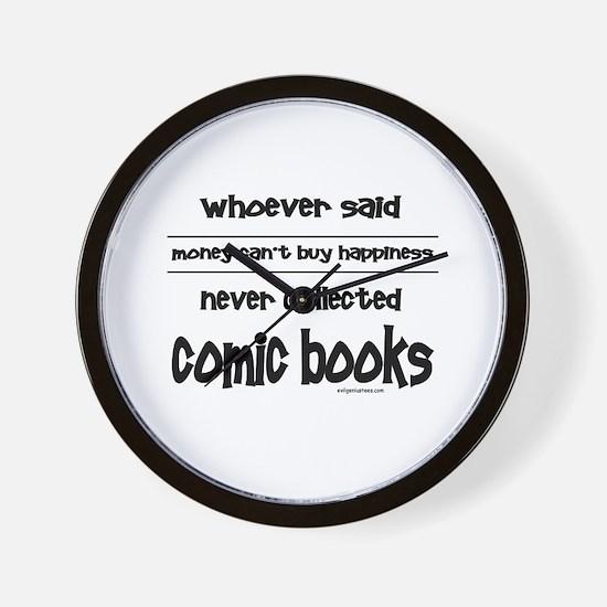 Unique Buy books Wall Clock