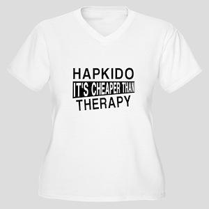 Hapkido It Is Che Women's Plus Size V-Neck T-Shirt