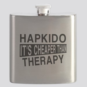 Hapkido It Is Cheaper Than Therapy Flask