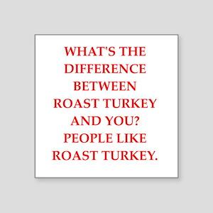 roast turkey Sticker