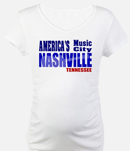 Nashville America's Music City-RWB Shirt