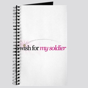 I Wish for my Soldier Journal