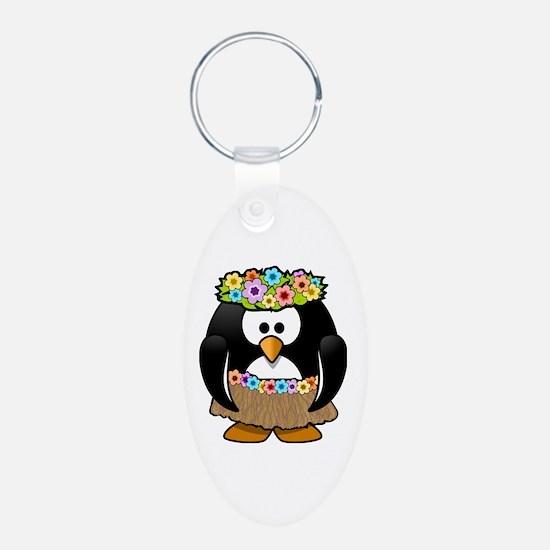 Cool Tux penguin Keychains
