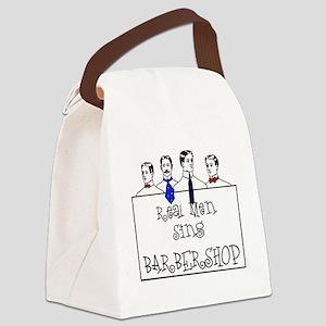 Read Men Canvas Lunch Bag