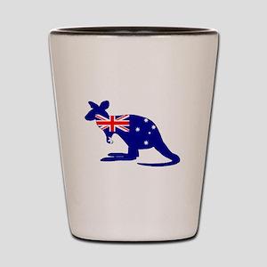 Kangaroo Shot Glass