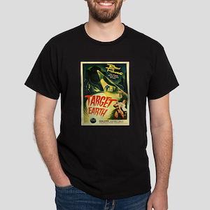 Vintage poster - Target Earth T-Shirt