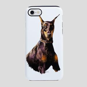 Doberman Pinscher iPhone 8/7 Tough Case