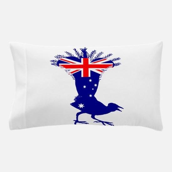 Lyrebird Pillow Case
