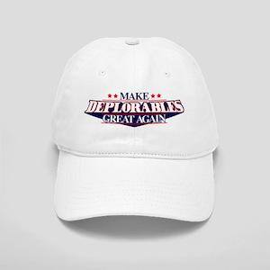 Make Deplorables Great Again Cap