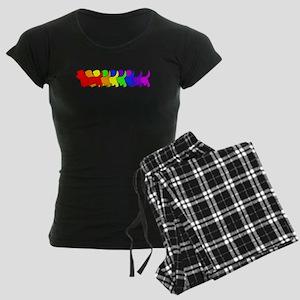 GradientRainbowVar_52 Pajamas