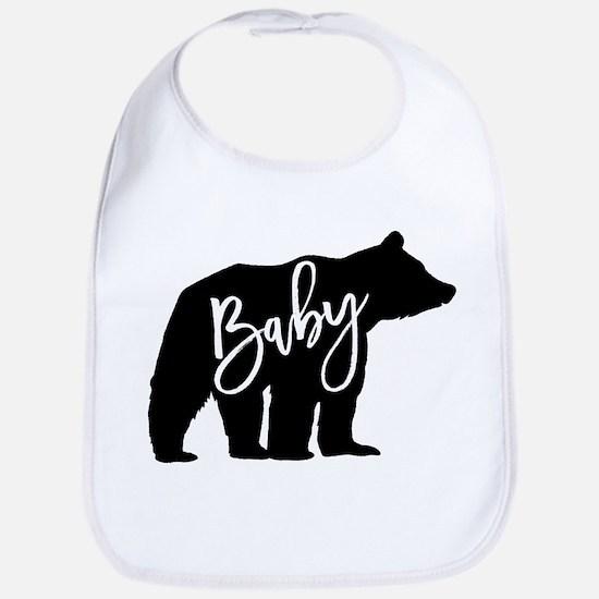 Baby Bear Baby Bib