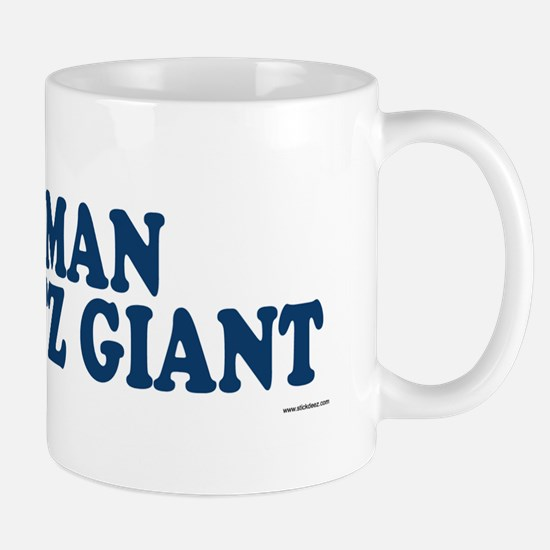 GERMAN SPITZ GIANT Mug